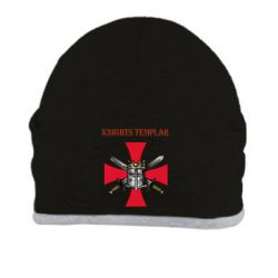 Шапка Knights templar helmet and swords