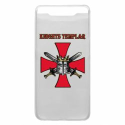 Чохол для Samsung A80 Knights templar helmet and swords