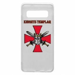 Чохол для Samsung S10 Knights templar helmet and swords