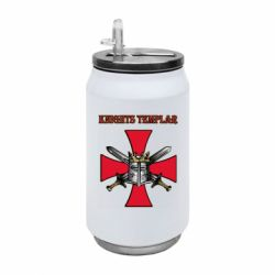 Термобанка 350ml Knights templar helmet and swords