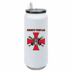 Термобанка 500ml Knights templar helmet and swords
