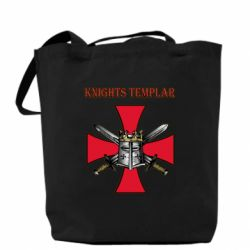 Сумка Knights templar helmet and swords