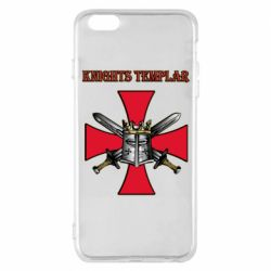 Чохол для iPhone 6 Plus/6S Plus Knights templar helmet and swords