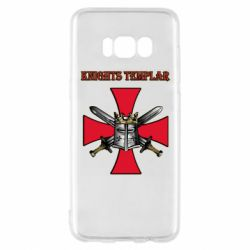 Чохол для Samsung S8 Knights templar helmet and swords