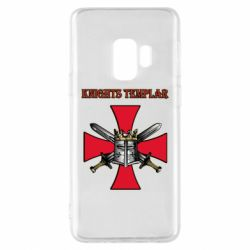 Чохол для Samsung S9 Knights templar helmet and swords