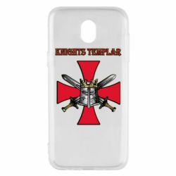 Чохол для Samsung J5 2017 Knights templar helmet and swords