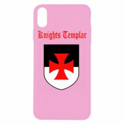 Чехол для iPhone Xs Max Knights templar
