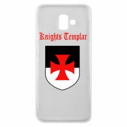 Чехол для Samsung J6 Plus 2018 Knights templar