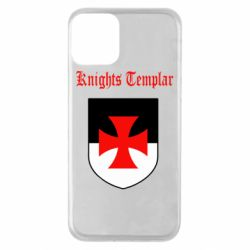 Чехол для iPhone 11 Knights templar