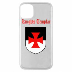 Чехол для iPhone 11 Pro Knights templar