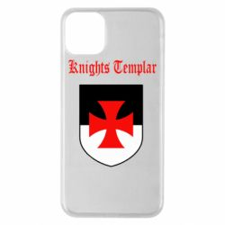 Чехол для iPhone 11 Pro Max Knights templar