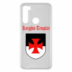Чехол для Xiaomi Redmi Note 8 Knights templar