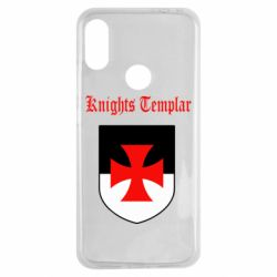 Чехол для Xiaomi Redmi Note 7 Knights templar
