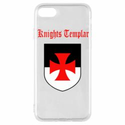 Чехол для iPhone 7 Knights templar