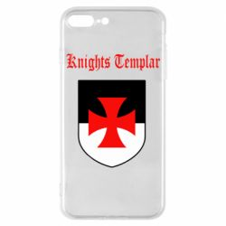Чехол для iPhone 7 Plus Knights templar