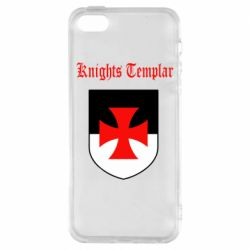 Чехол для iPhone5/5S/SE Knights templar