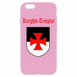 Чехол для iPhone 6/6S Knights templar