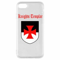 Чехол для iPhone 8 Knights templar