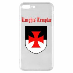 Чехол для iPhone 8 Plus Knights templar
