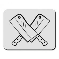 Коврик для мыши Knives - FatLine