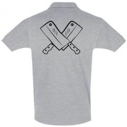 Мужская футболка поло Knives