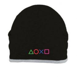 Шапка Кнопки PlayStation