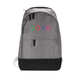 Рюкзак міський Кнопки PlayStation