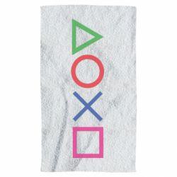 Рушник Кнопки PlayStation
