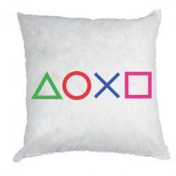 Подушка Кнопки PlayStation