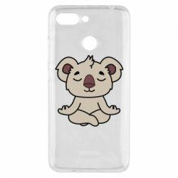 Чехол для Xiaomi Redmi 6 Koala