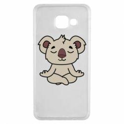 Чехол для Samsung A3 2016 Koala