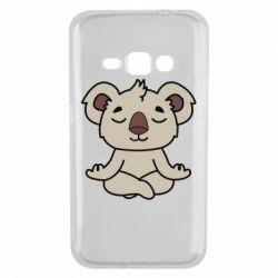Чехол для Samsung J1 2016 Koala