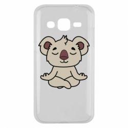 Чехол для Samsung J2 2015 Koala