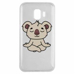 Чехол для Samsung J2 2018 Koala
