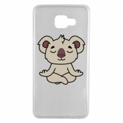 Чехол для Samsung A7 2016 Koala