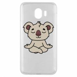 Чехол для Samsung J4 Koala