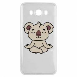 Чехол для Samsung J7 2016 Koala