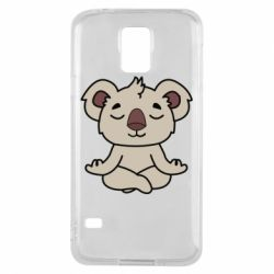 Чехол для Samsung S5 Koala