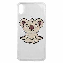 Чехол для iPhone Xs Max Koala