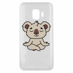 Чехол для Samsung J2 Core Koala