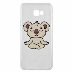 Чехол для Samsung J4 Plus 2018 Koala