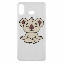 Чехол для Samsung A6s Koala