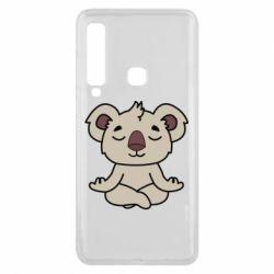Чехол для Samsung A9 2018 Koala