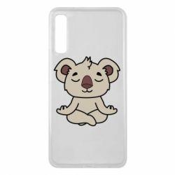 Чехол для Samsung A7 2018 Koala