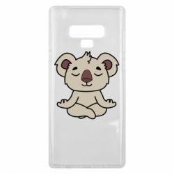 Чехол для Samsung Note 9 Koala