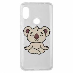 Чехол для Xiaomi Redmi Note 6 Pro Koala
