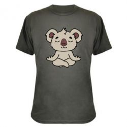 Камуфляжная футболка Koala