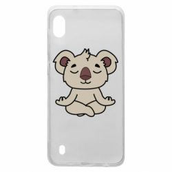 Чехол для Samsung A10 Koala