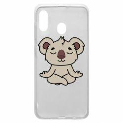 Чехол для Samsung A30 Koala