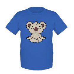Детская футболка Koala